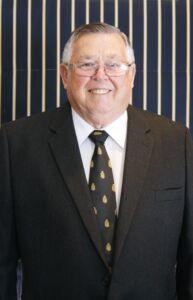 Reunie Honorary President Charl Marais